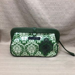 Petunia Pickle Bottom Paisley Magnetic Clutch Bag